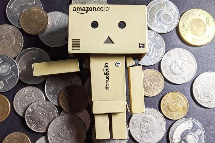 Amazon Mastercardはアマゾンの利用でポイントがザクザク貯まる!