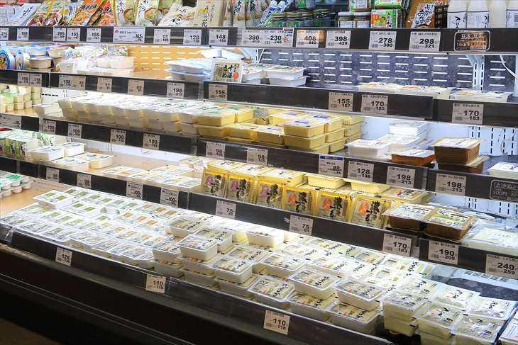 日配食品 豆腐
