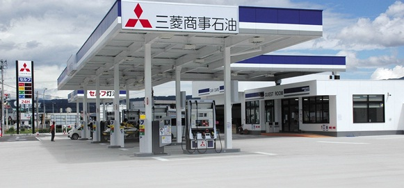 三菱商事石油