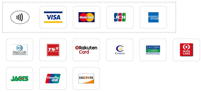 ローソンで使えるクレジットカード